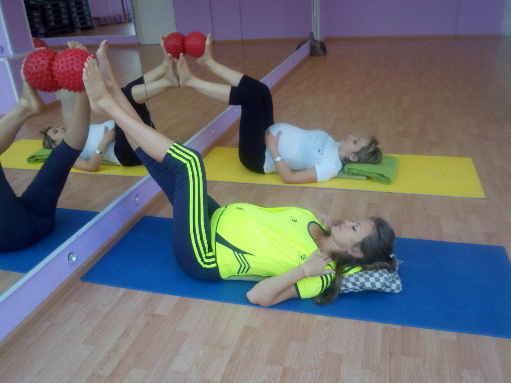 Фитнес для беременных в саранске 73
